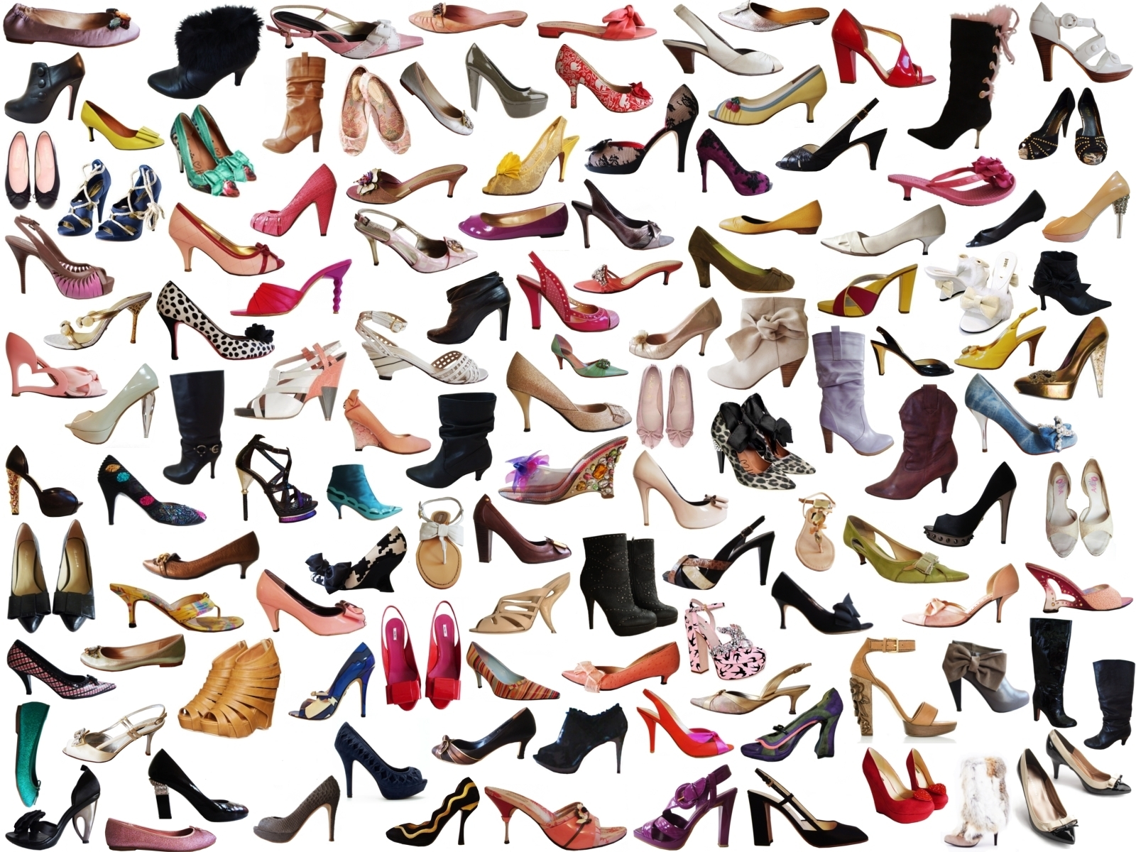 Shoe Collection For Sale