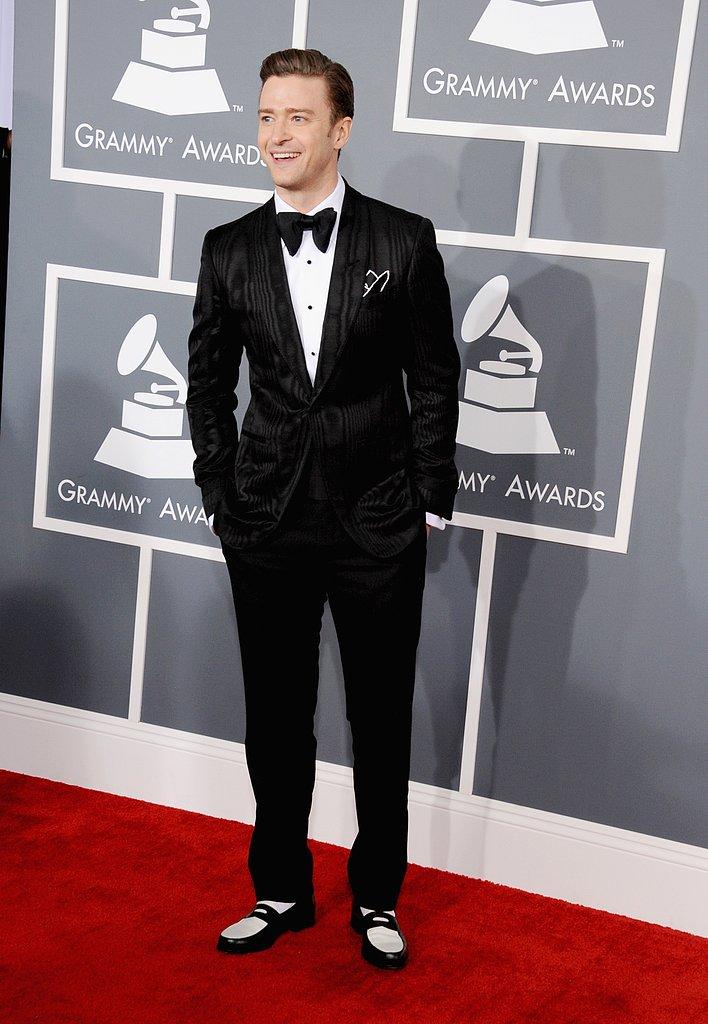 Justin-Timberlake-Grammys-2013-Pictures