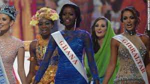 THE FAIREST OF THEM ALL-MISS WORLD AFRICA