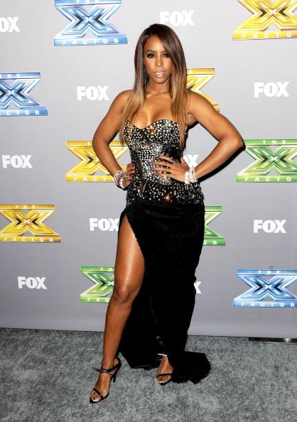 "Fox's ""The X Factor"" Season Finale"