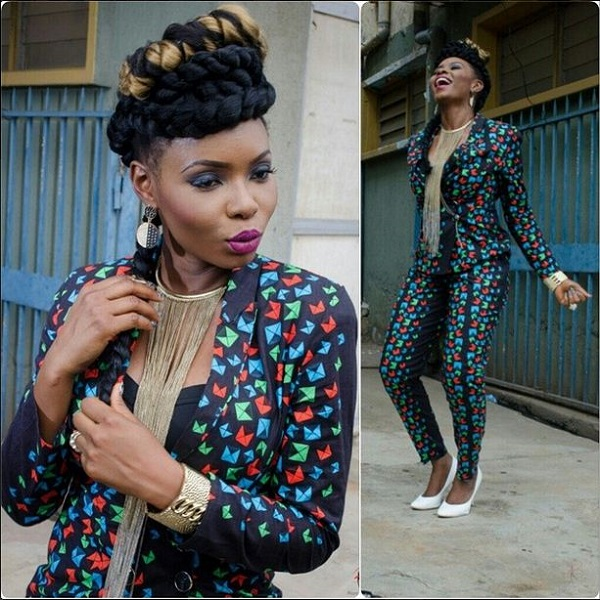 1 Outfit Review Yemi Alade Onobello 704 Reina Kimeu