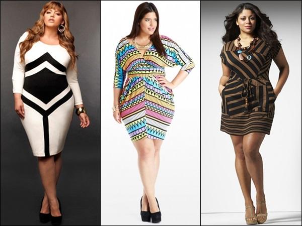 Bodycon-dresses-for-Plus-Size-Women
