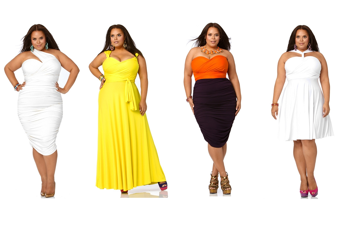 HOT LOOKS FOR THE PLUS SIZE WOMAN