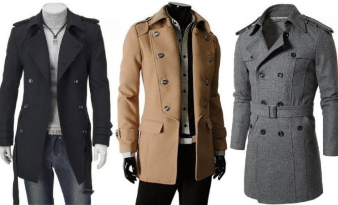 MEN! STAY AWAY FROM WOMEN'S TRENCH COATS.