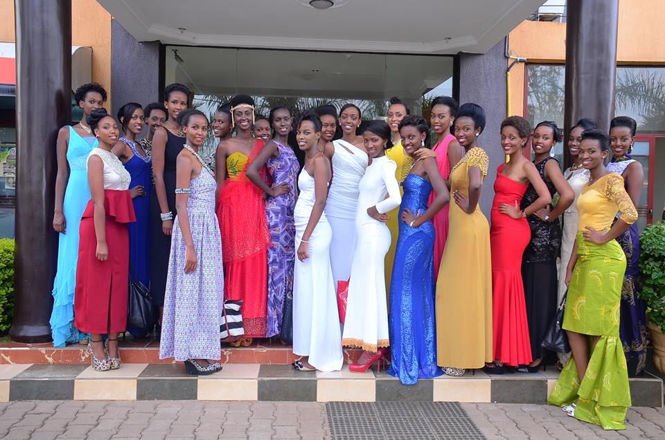 MISS RWANDA 2015 – WHO WILL IT BE?