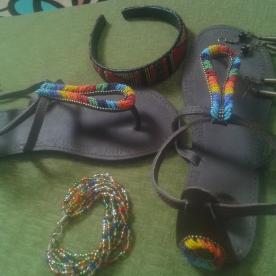 Maasai Market valuables