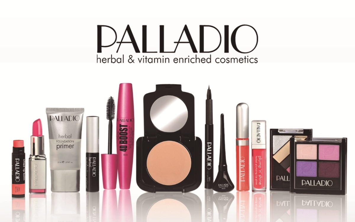 The Giveaway With Palladio Cosmetics In Kenya