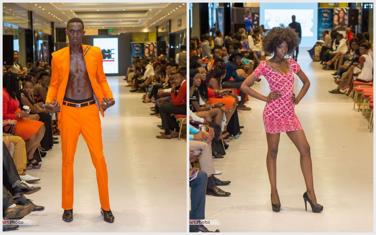 EAST AFRICA FASHION WEEK 2015