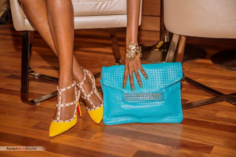 Reina Shoes and bag
