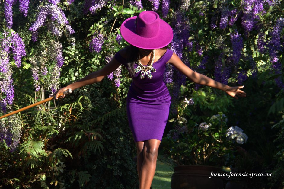Reina Kimeu - Kenyan Fashion Blogger