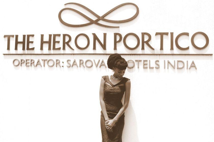Heron Portico Vintage