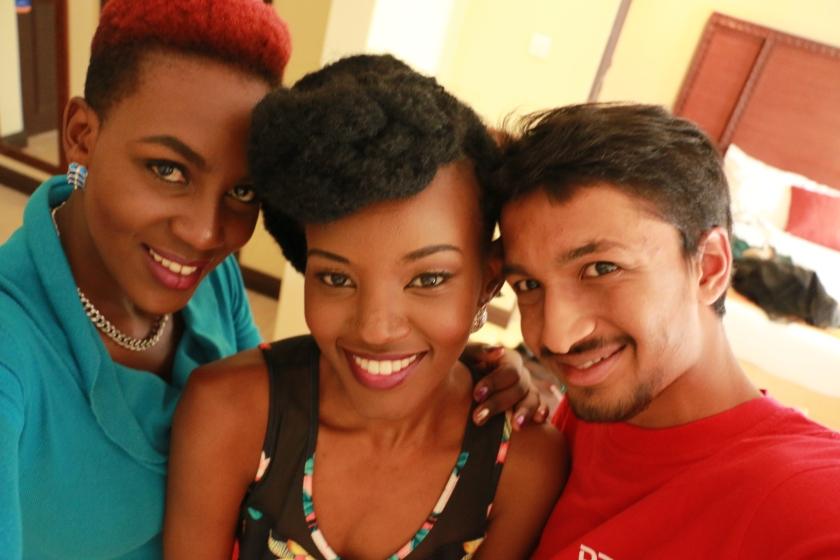 Kenyan Fashion Blogger Reina Kimeu (Fashion forensic Africa)