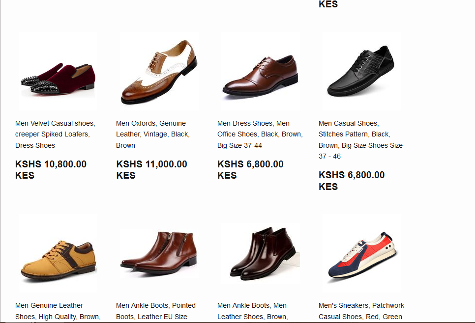 Top 5 Shoe Stores For Men In Nairobi Kenya Kenyan Blogger Reina