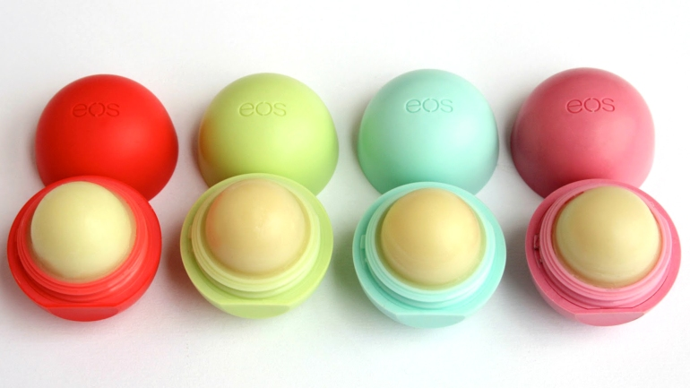 EOS lip balm is the subject of a class-action lawsuit.