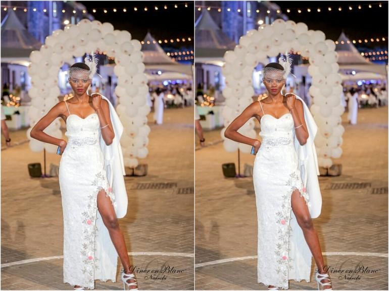 Kenyan Blogger Fashion Forensic Africa Diner En Blanc