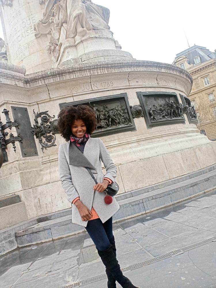 Paris - Reina Kimeu - Kenyan Blogger