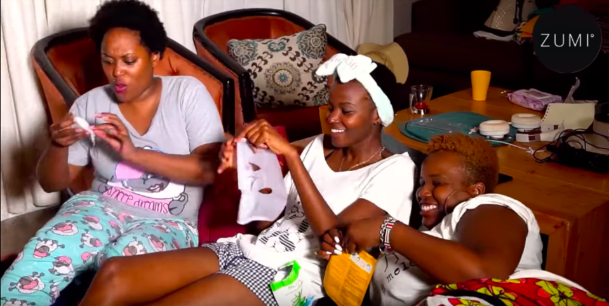 Must Haves When Hosting Your Friends For A Sleepover – ZUMI Kenya Video